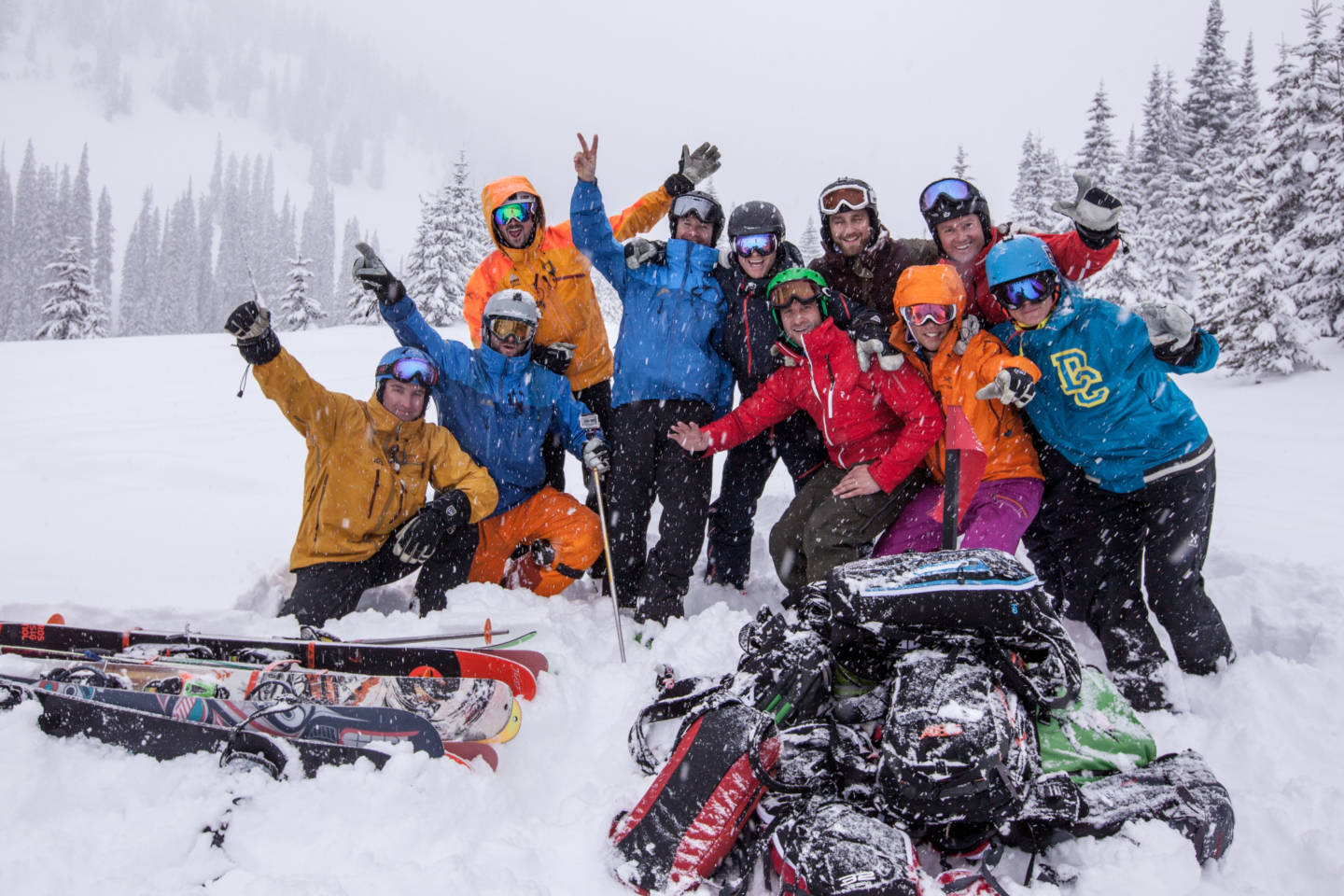 Advice for First Timers from CMH Million Footers | Stories
