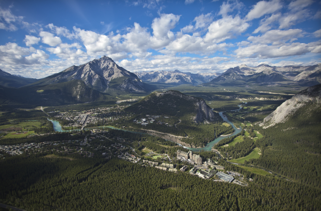 things to do in Banff in summer - hiking in Banff